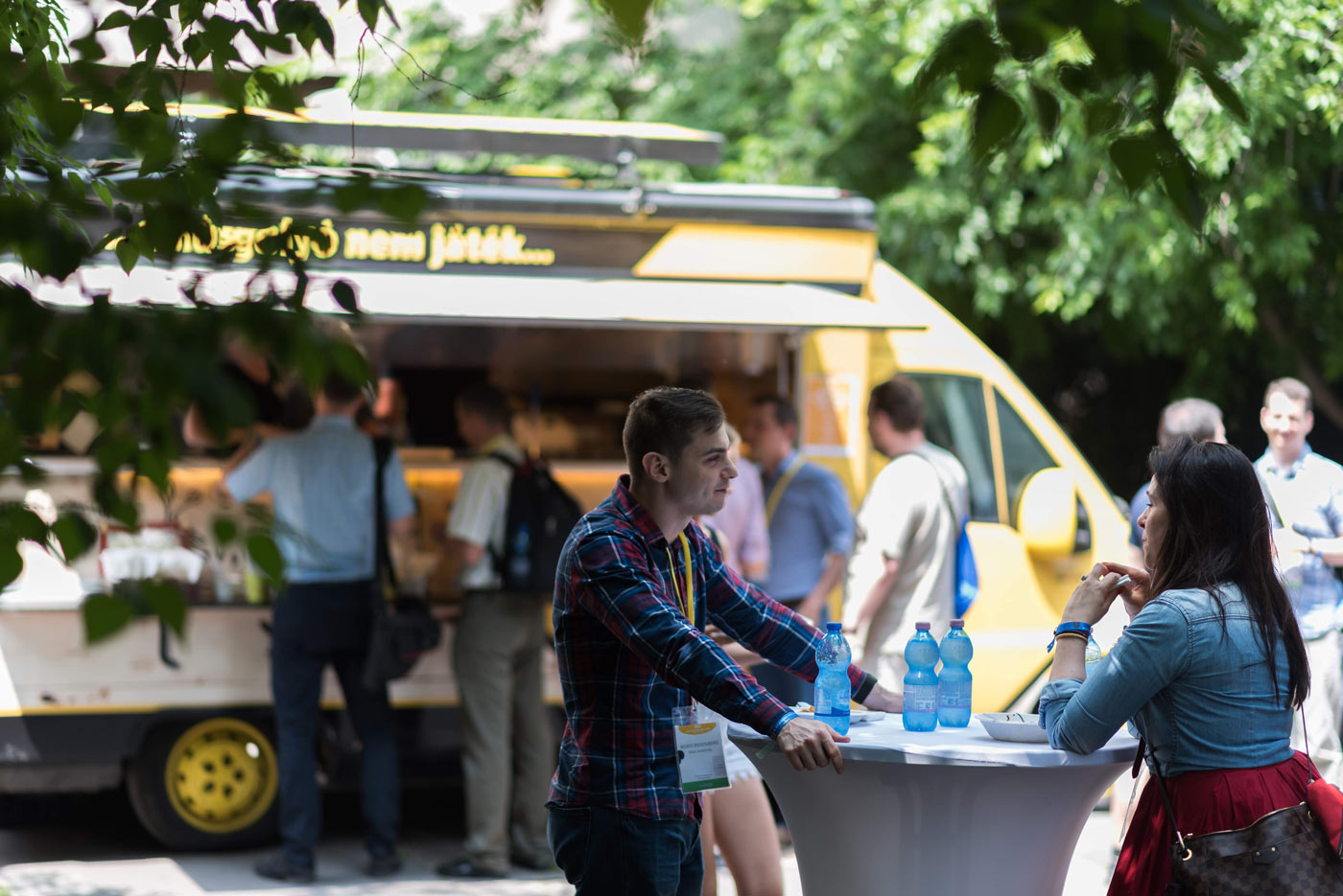 Budapest foodtruck