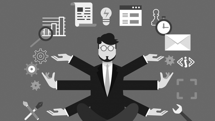 Becoming an omnipotent project manager