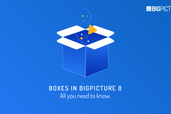 Boxes in BigPicture 8