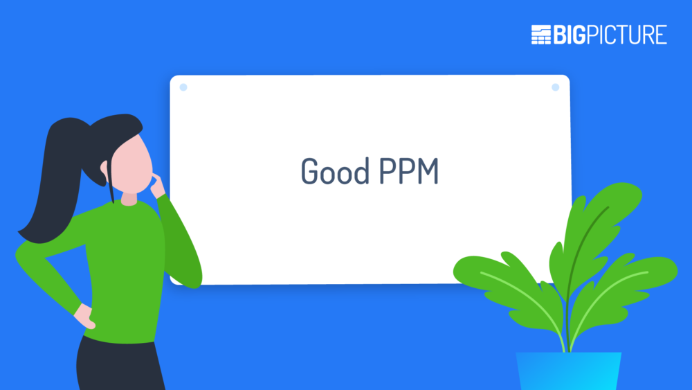 What is proper PPM?